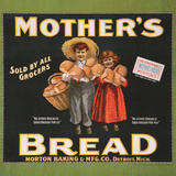Mother's Bread Wall Decal by Henry Ford