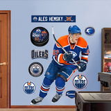 Ales Hemsky Wall Decal