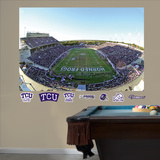 TCU Stadium Mural Wall Decal