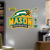 George Mason Logo   Wall Decal
