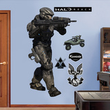 Halo Reach Wall Decal