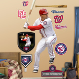 Ryan Zimmerman   Wall Decal