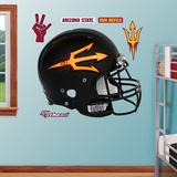 Arizona State Helmet Wall Decal