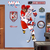 Alex Ovechkin Winter Classic Wall Decal