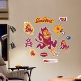 Arizona State Jr. Logosheet Wall Decal