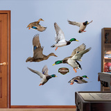 Ducks Wall Decal
