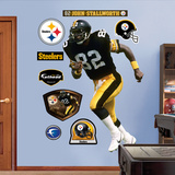 John Stallworth   Wall Decal