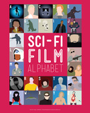 Sci-Fi Film Alphabet - A to Z Giclee Print by Stephen Wildish