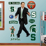Tom Izzo Wall Decal
