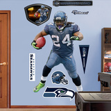 Marshawn Lynch 2011 Edition Wall Decal