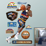 Dikembe Mutombo Wall Decal