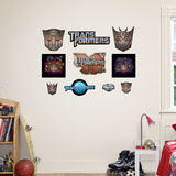 Transformers: Logo Wall Decal