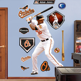 Adam Jones Wall Decal