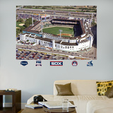Comiskey Park Aerial Mural Wall Decal