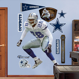 Darren Woodson Wall Decal