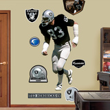 Ted Hendricks Wall Decal
