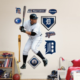 Miguel Cabrera Wall Decal