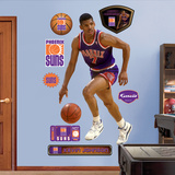 Kevin Johnson Wall Decal