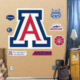 Arizona Logo   Wall Decal