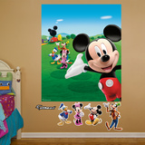 Mickey Mouse Clubhouse Mural Wall Mural