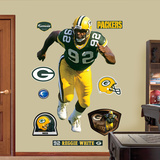 Reggie White &#160; Wall Decal
