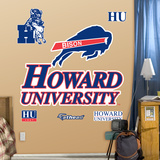 Howard University Wall Decal