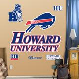 Howard University Wall Decal