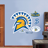 San Jose State  Logo Wall Decal