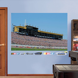 Kansas Speedway Mural Wall Decal