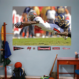 Mike Williams Mural Wall Decal