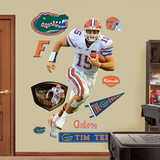 Tim Tebow White Wall Decal