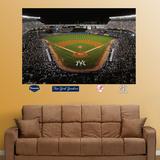 Old Yankee Stadium Mural Veggoverføringsbilde