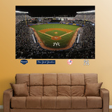 Old Yankee Stadium Mural Wall Decal