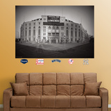 Old Yankee Stadium Historic Mural Wall Decal