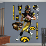 Ricky Stanzi Iowa Wall Decal
