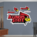 Illinois State Logo Wall Decal