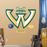 Wayne State Logo Wall Decal