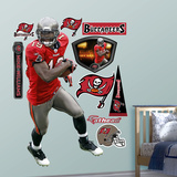 Mike Williams (Buccaneers) Wall Decal