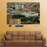 New York Yankees Bronx Stadium Mural Wall Decal