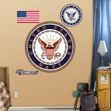 US Navy Insignia 2011 Wandtattoo