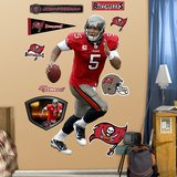 Josh Freeman 2011 Edition Wall Decal