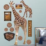 Generic Giraffe Muursticker