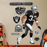 Tyvon Branch Wall Decal