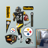 Antonio Brown Wall Decal