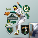 Dennis Eckersley Wall Decal