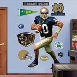 Brady Quinn Notre Dame Wall Decal