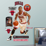 Derrick Rose 2012 Wall Decal