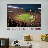 Alabama - Stadium Mural   Wall Decal