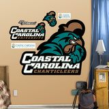 Coastal Carolina Logo Wall Decal