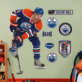 Taylor Hall Wall Decal